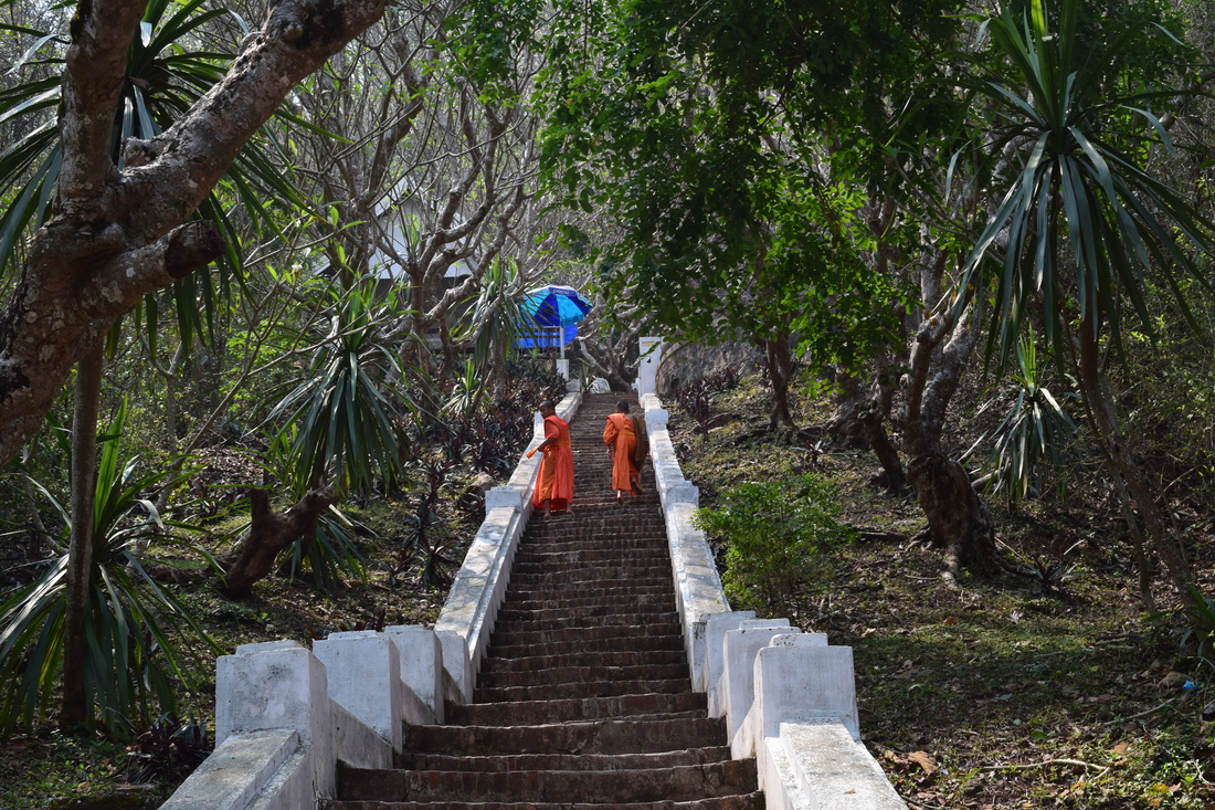A Slice of Heaven and History in Luang Prabang