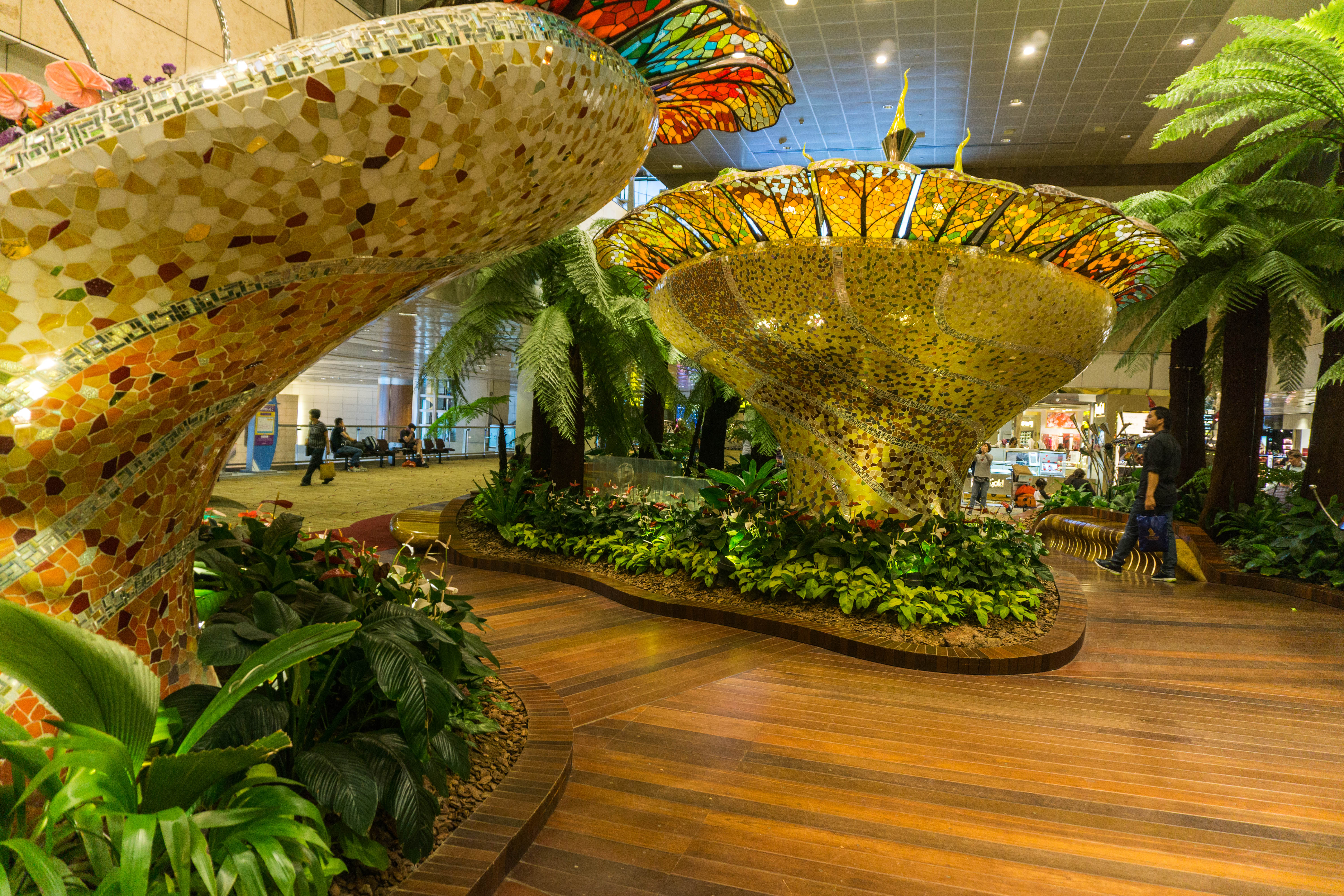 Why the Singapore International Airport is the Best in the World
